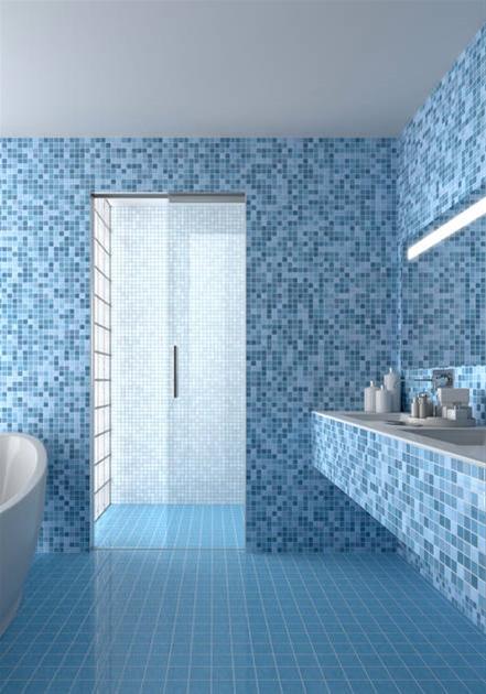 Bellicini porte serramenti scrigno essential doccia - Piatto doccia raso pavimento ...