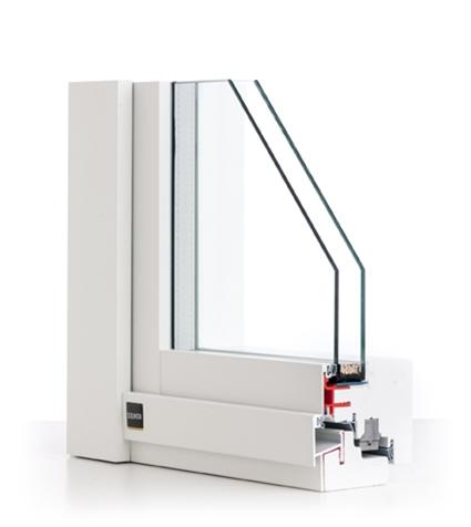 Bellicini porte serramenti isik minimal frame by sciuker - Condensa su finestre in alluminio ...