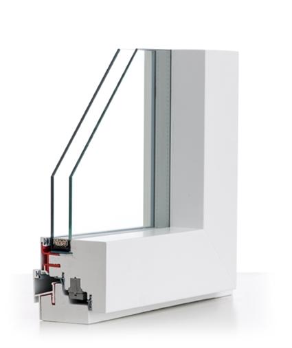 Bellicini porte serramenti isik minimal frame by sciuker - Condensa finestre alluminio ...