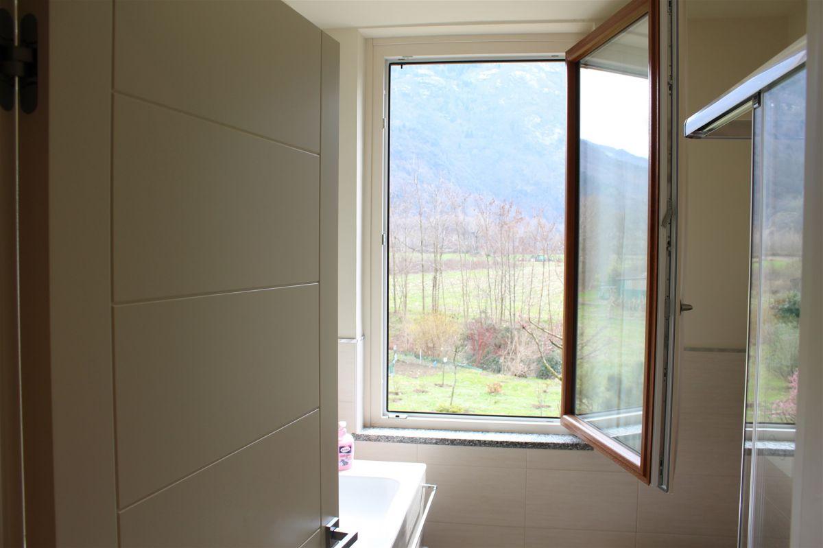 Bellicini porte serramenti profumo di design appartamento a piamborno - Condensa su finestre in alluminio ...