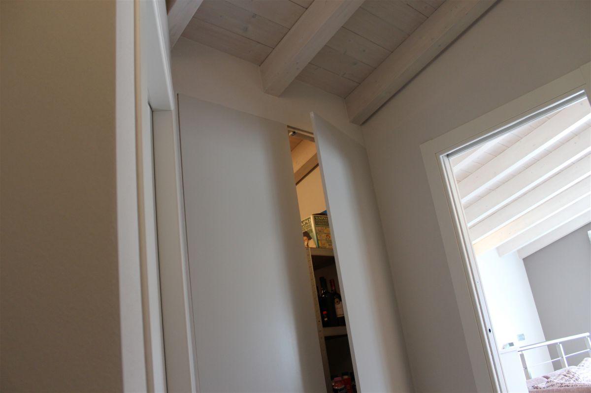porte filomuro val camonica: finestre legno alluminio
